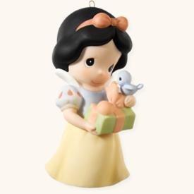 2008 Limited Edition - Hallmark Precious Moments Snow White ()