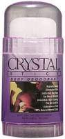 CRYSTAL BODY DEODORANT Stick - Unscented (4.25 Ounce)