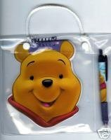 Pooh Notepad - Disney Winnie the Pooh Note Pad and Pen Set