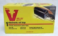 Best Quality Electronic Rat Trap / Black Size By Woodstream Victor Rodnt D