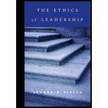 Ethics of Leadership (03) by Ciulla, Joanne B [Paperback (2002)]