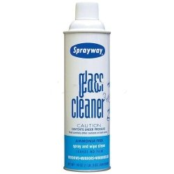 (Sprayway, Sprayway Glass Cleaner, 19 oz Cans, Pack of 2)