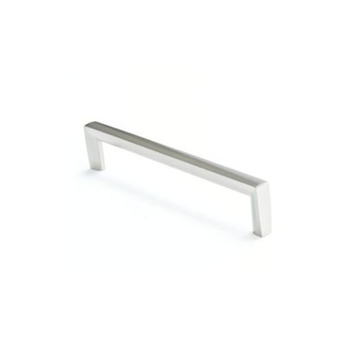 - Berenson Metro 160mm Center to Center Bar Cabinet Pull, Brushed Nickel