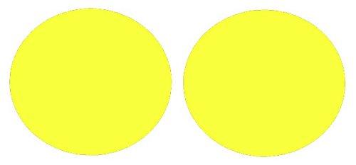 Acura Integra Headlight (Precut Vinyl Tint Cover for 1994-1997 Acura Integra Headlight High Beams (Yellow))