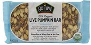 product image for Go Raw Organic Live Pumpkin Bar - 1.8 oz