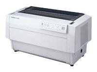 Epson DFX 8500 - Printer - B/W - dot-matrix - Roll (16 in) - 9 pin - up to 1120 char/sec - capacity: 1 rolls - Parallel, Serial - AC 230 V - Sec Parallel Serial