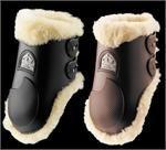 (ERS Veredus Grand Prix Baloubet Rear Boot - Size:Medium Color:Black)