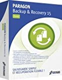 Paragon Backup & Recovery 15 Home (Version française)