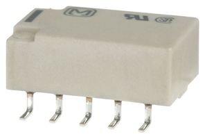 PANASONIC ELECTRIC WORKS TQ2SA-5V Signal Relay, TQ-SMD Series, DPDT, 5 VDC, 2 A, SMD, Non Latching (1 piece)