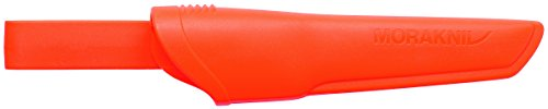 Morakniv-Bushcraft-Fixed-Blade-Knife-with-Sandvik-Stainless-Steel-Blade-Orange-012543-Inch