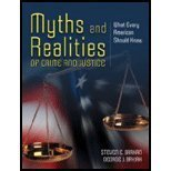 Myths & Realities of Crime & Justice - What Every American Should Know (08) by [Paperback (2008)] pdf