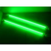 12 Inch Cold Cathode Case - LOGISYS CLK12GN2 12 inch Dual Green Cold Cathode Light