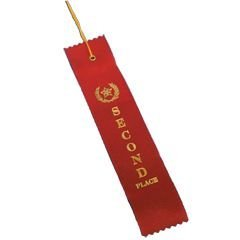 2nd Place Ribbons
