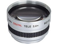 Kenko 2X Telephoto Lens for 37mm Camcorders #SGT-20