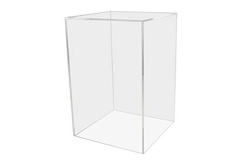- Marketing Holders Pedestal Art Gallery Display Sculpture Stand Trinkets Trophies Collectibles Cube Safety Cover Display 10