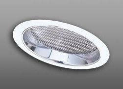 "Elco Lighting EL642C 6"" CFL Sloped Reflector with Regressed Albalite Lens - EL642 (CFL Sloped) ()"