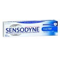 Sensodyne Maximum Strength Anticavity Toothpaste for Sensitive Teeth, Cool Gel - 4 Oz by Glaxosmithkline Consumer by ()