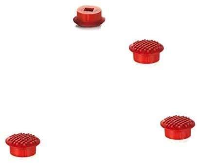 3 Pack LeFix Replacement for Super Low Profile Trackpoint Caps Lenovo Thinkpad T460s,T460p, T470s,T470p,T480s,X280,X390,X395|X1 Carbon 4th,5th,6th Gen(Compatibility Matrix on Description Page)