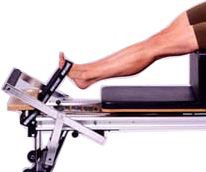 Reformer Box Footstrap from Merrithew Corporation