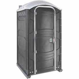 PolyJohn PJN3-1005, PJN3 Portable Restroom, Pewter
