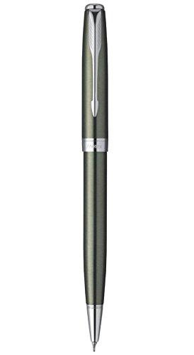 Parker Sonnet Verdigris Silver Trim 0.5 mm Mechanical Pencil by Parker (Image #1)