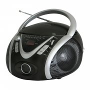 Naxa Portable Cd And Mp3 Player With Am And Fm Radio by Quotech