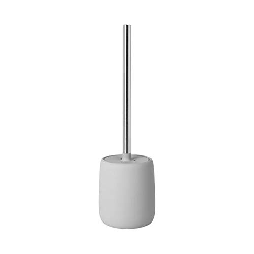 Blomus 69064 SONO Toilet Brush (Color-Microchip Light Gray) (Blomus Toilet Brush)