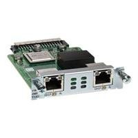 Cisco VWIC3-2MFT-T1/E1 2-Port T1/E1 Multiflex VWIC Card by Cisco
