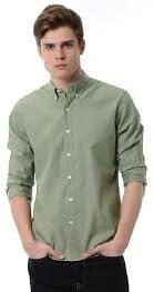 Levis - Camisa Kaki Hombre - Color: Kaki (S): Amazon.es: Ropa y accesorios