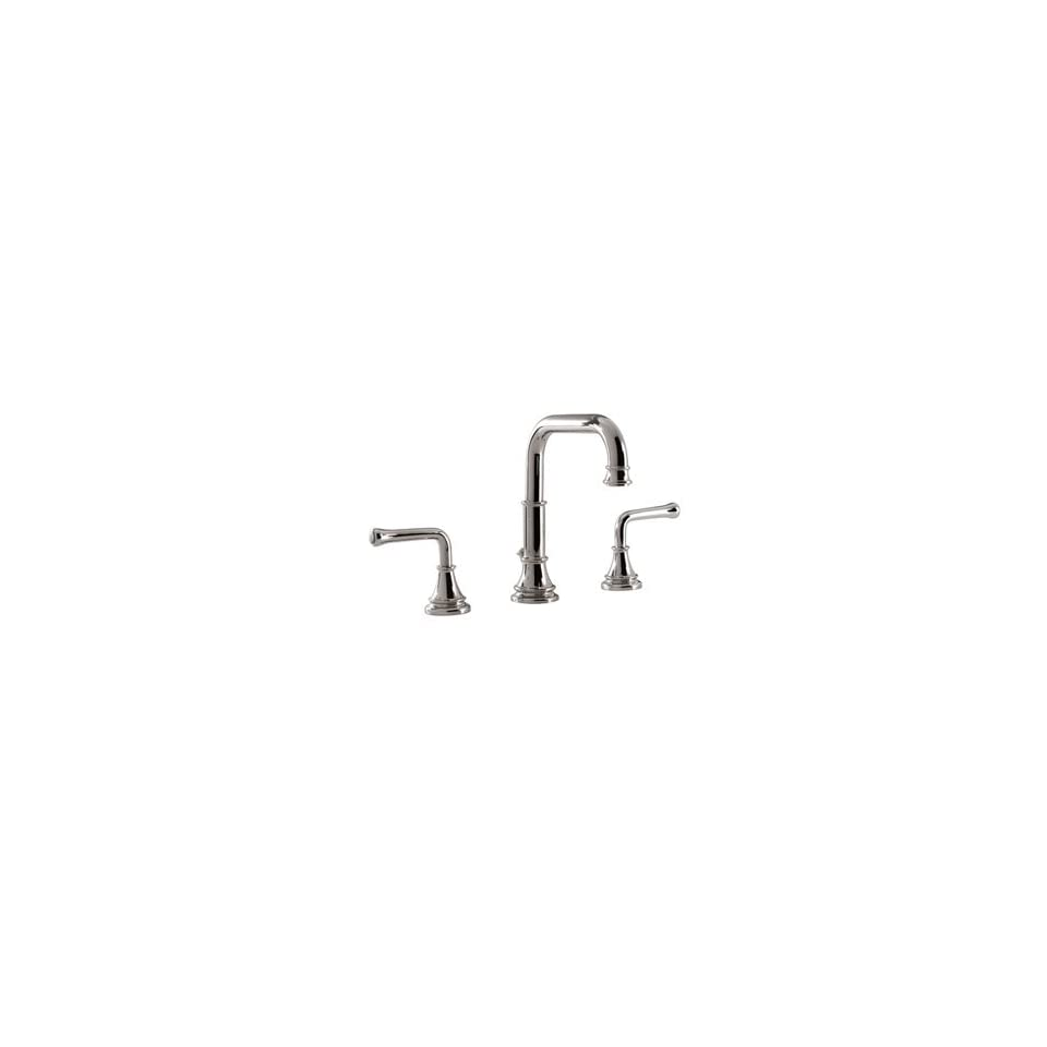 Santec 6720AR10 Polished Chrome Bathroom Sink Faucets 8 Widespread