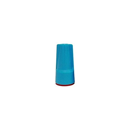 King Safety Products 62310 Blue Waterproof Wire Connectors 3 Count