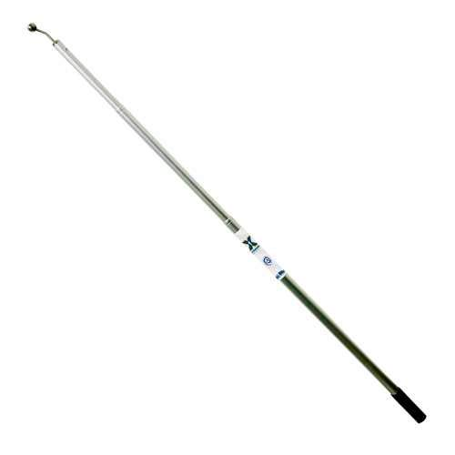 Rankee Extendable Drywall Tool Handle 3' - 8' (Angle Head Handle) by Rankee