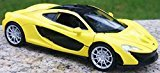 1:32 Auto giocattolo,Veicoli in metallo,car model collection with light & sound yellow LanLan yang#629-ele-May012