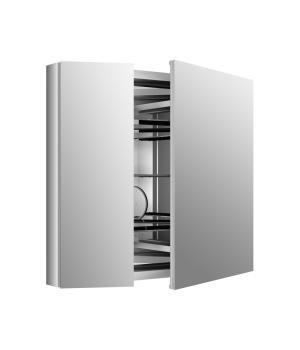 Na Double Door Medicine Cabinet - 2