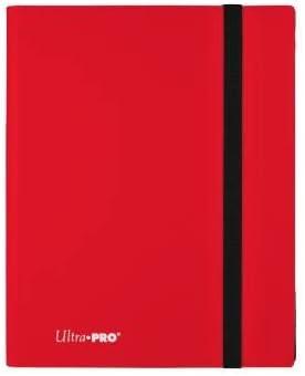 Ultra Pro E-15147 Eclipse 9-Pocket PRO-Binder-Forest Green