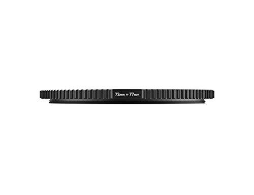 PolarPro Anti-Reflective Brass Step-Up Ring - 72mm > 77mm