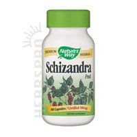 Nature's Way Schizandra Fruit -- 100 Capsules