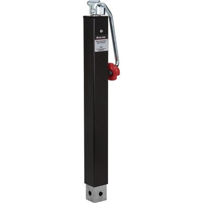 Topwind Jack - Ultra-Tow Weld-On Top-Wind Trailer Jack - 3,000lb. Lift Capacity
