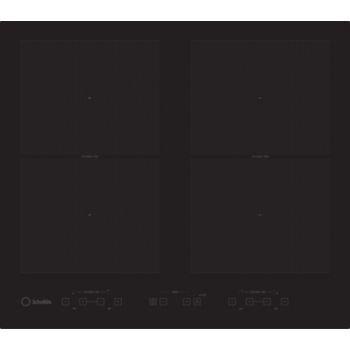 Scholtes TIU 622 F A Incasso A induzione Nero piano cottura: Amazon ...