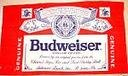 Cheap Budweiser beer flag – – – 3×5 foot – – Bud poster