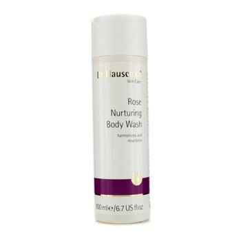 Dr. Hauschka Skin Care Body Wash - Rose - 6.7 oz