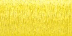Iris Melrose Thread, 600-Yard, Lemon