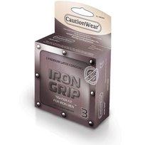 grip condoms Iron