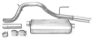 Systems Stainless Steel Performance Exhaust (Dynomax 39475 Stainless Steel Exhaust System)