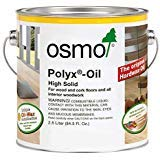 Osmo Polyx-Oil - 3043 Clear Satin - .75 Liter (Sanding Between Coats Of Polyurethane On Hardwood Floors)