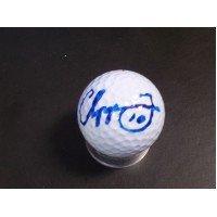 Signed Jones, Chipper Top Flite Golf Ball autographed