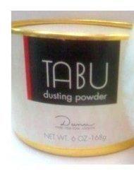 Tabu by Dana for Women 6.0 oz Perfumed Dusting Powder BONUS SIZE by Dana