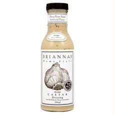Brianna's Asiago Caesar Dressing, 12 oz -