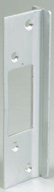 Prime-Line Door Lock Guards Aluminum Finish