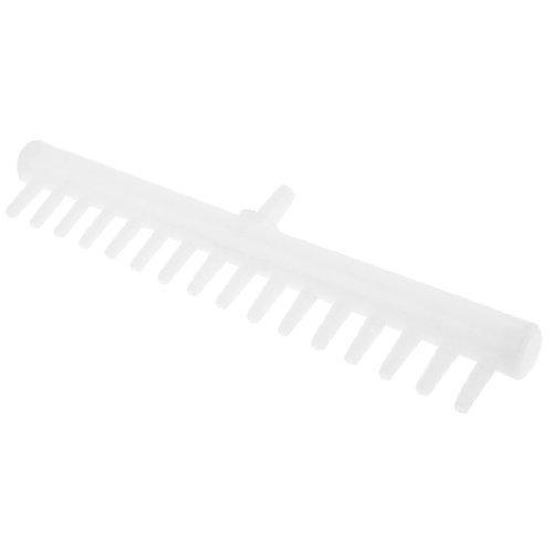 Amazon.com : eDealMax Acuario 16 Camino de Control de flujo de aire Splitter plástico Distribuidor palanca de la Bomba válvula Blanca : Pet Supplies